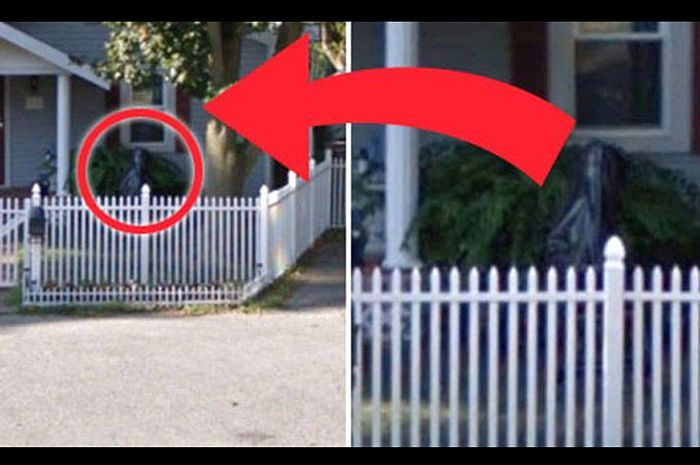 44+ Foto Penampakan Google Map HD