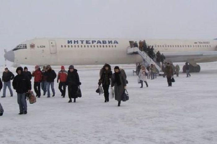 bandara Yakutsk