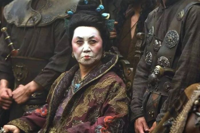 Madame Chin di Pirates of the Caribbean
