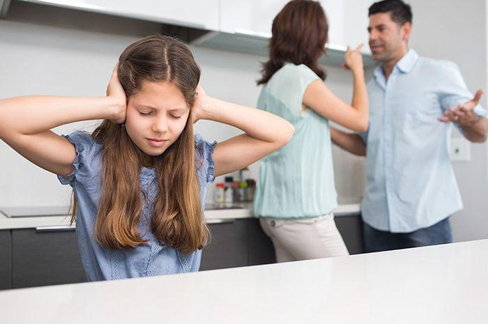 Dampak Perceraian Bagi Kesehatan Anak