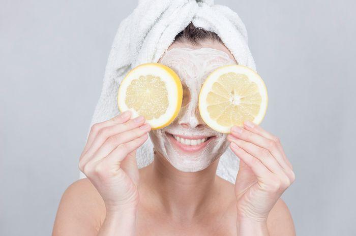 Masker alamai membuat wajah jadi bersih dan cantik