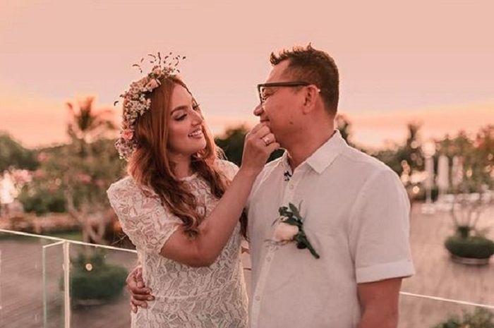 Anang dan Ashanty rayakan wedding anniversary ke-6