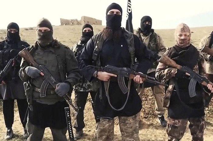 Ilustrasi kelompok teroris