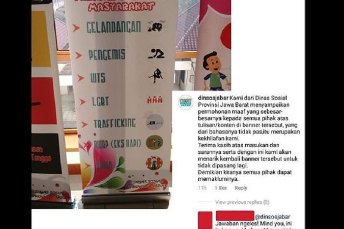 Heboh Banner ODHA