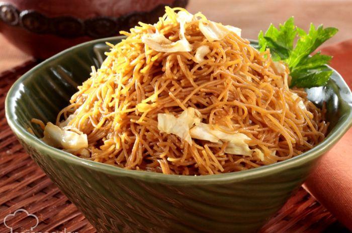 Resep Bihun Goreng Sebagai Pengganti Nasi