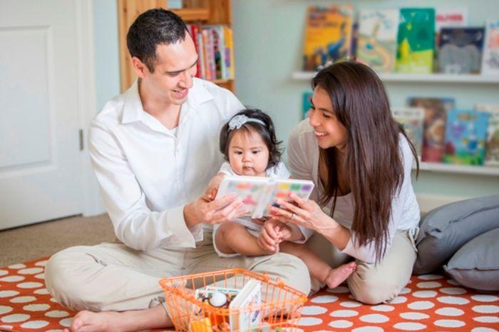 Tanda-tanda Moms dan pasangan adalah orangtua yang baik