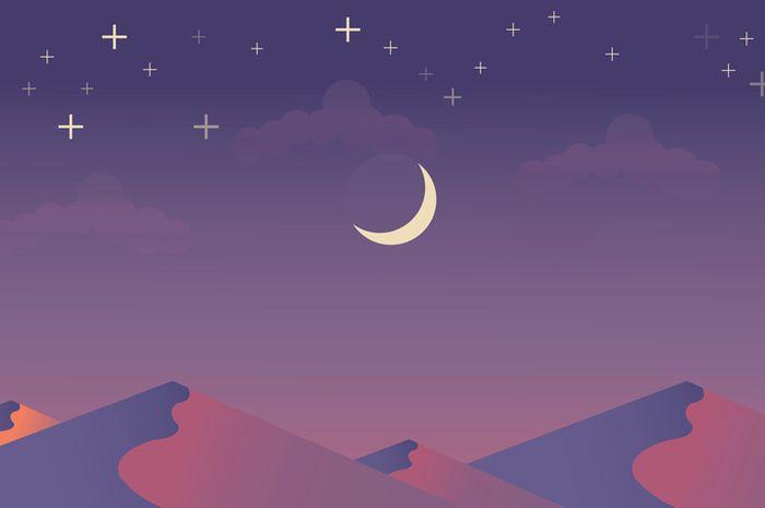 Penentuan hilal Ramadan 1439 H