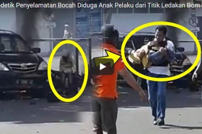 Penyelamatan Bom Surabaya