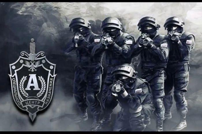 Pasukan Spetsgruppa A Rusia