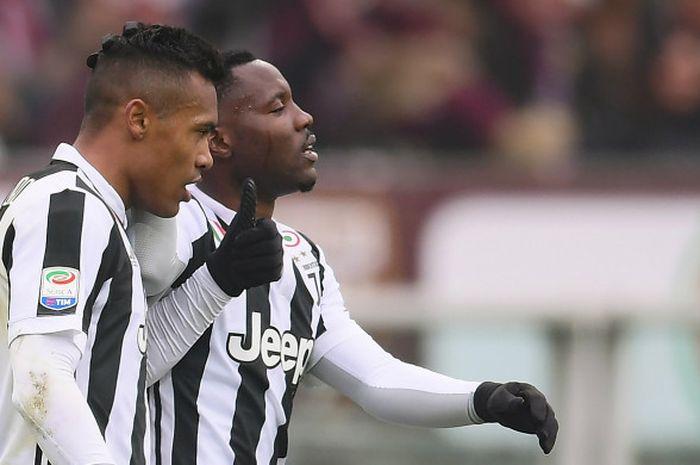 Asamoah Nggak Perpanjang Kontrak di Juventus