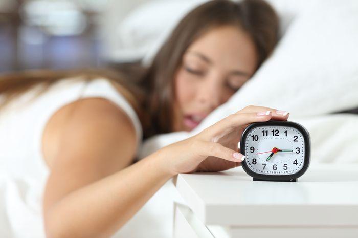 Tidur terlalu lama mengakibatkan stroke