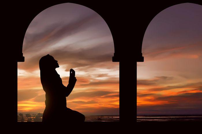 Menyambut bulan Ramadan.