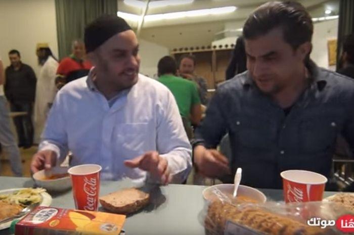 muslim di Islandia berpuasa selama 22 jam