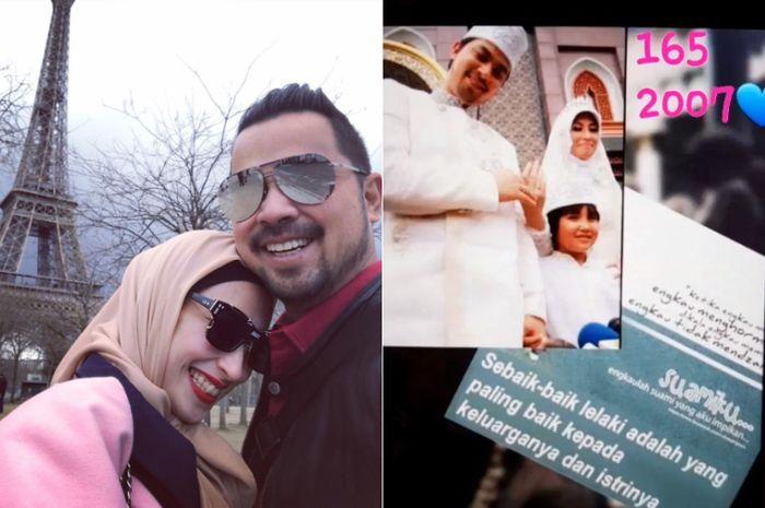 Anniversary, Anissa Trihapsari Unggah Video Kenangan dengan Suami