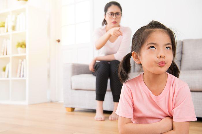 Mendisiplinkan anak? Jangan katakan ini Moms