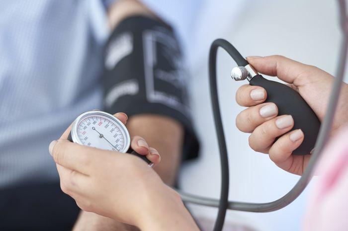 Angka hipertensi di Indonesia masih tinggi