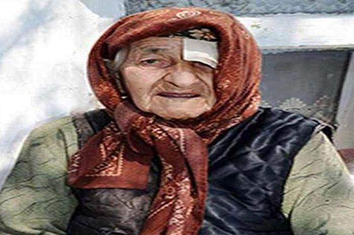 Koku Istambulova merasa dihukum Tuhan karena berumur panjang