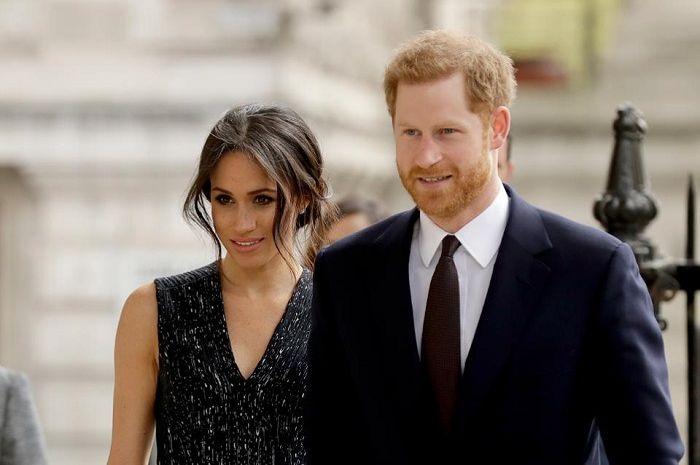 Megan Markle dan Pangeran Harry