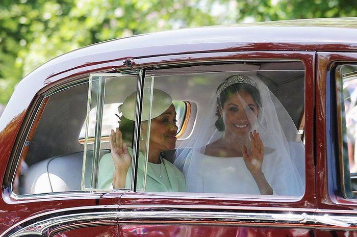 Meghan Markle dan Ibunya, Doria Ragland | bbc.com