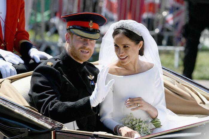 Pangeran Harry sempat khawatirkan Meghan sebelum menikah
