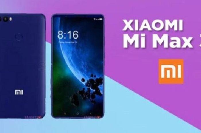 Chinahandys Bocoran Xiaomi Mi Max 3