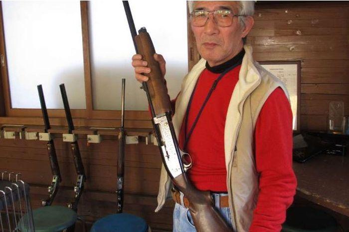 Jepang jadi negara paling aman perihal kekerasan dengan senjata api.