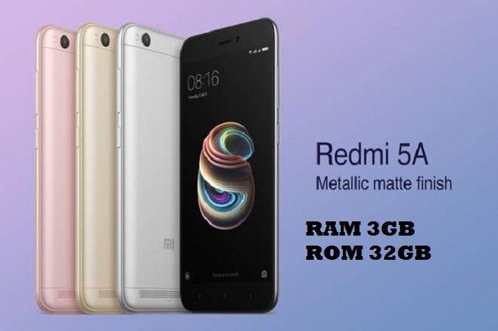 Update Xiaomi Redmi 5a Kini Ada Versi Ram 3 Gb Cek Harganya Deh Semua Halaman Nextren Grid Id