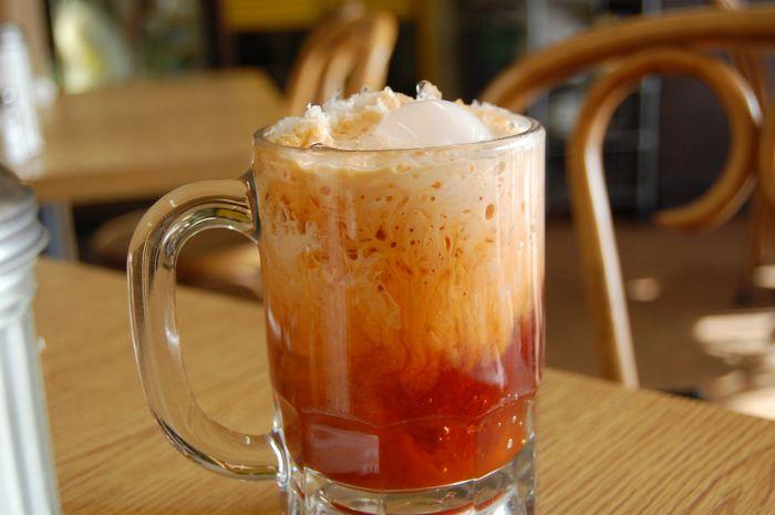Ini adalah thai tea