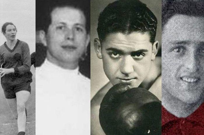 Atlet Yahudi yang dibantai Nazi