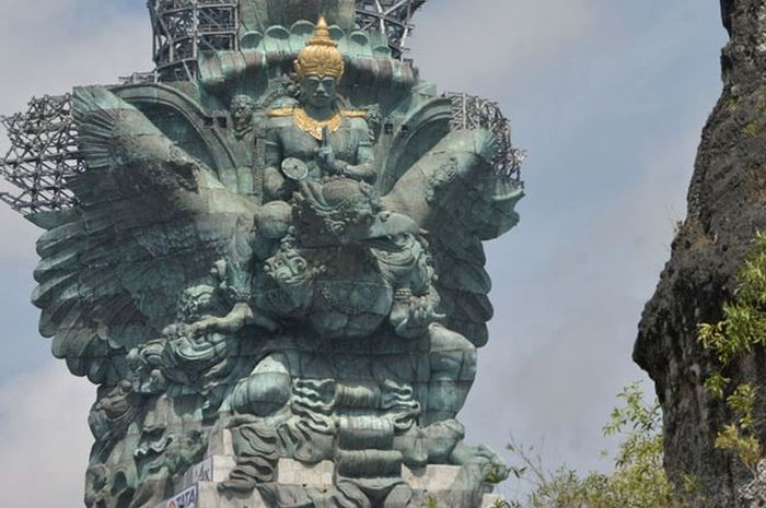 Patung Garuda Wisnu Kencana di Bali