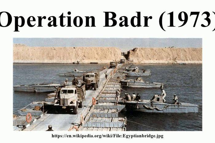 Operation Badr militer Mesir