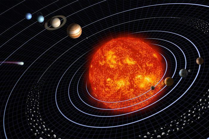 Ternyata ada tata surya lain selain tata surya kita.