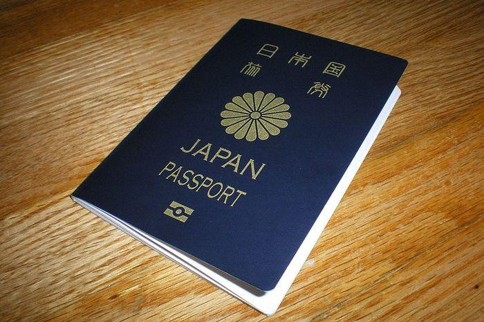 Paspor Jepang menjadi paspor paling sakti di dunia.