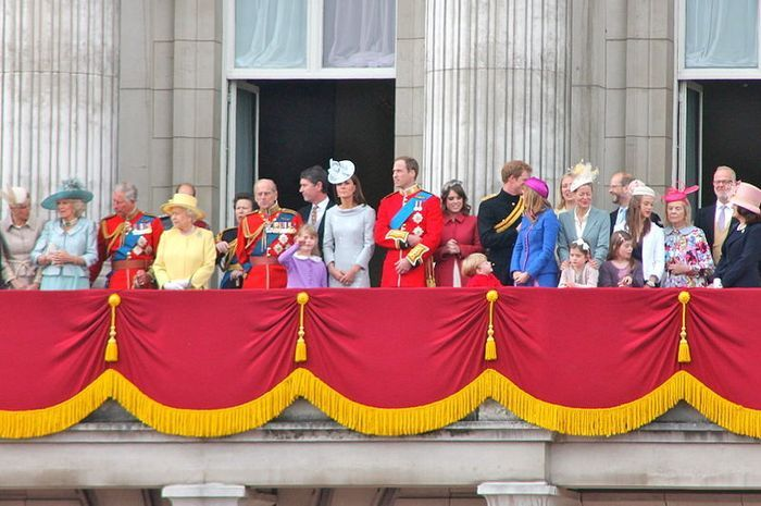 Anggota keluarga kerajaan Inggris