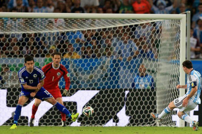 Ini Dia 10 Gol Terbaik di Piala Dunia 2014