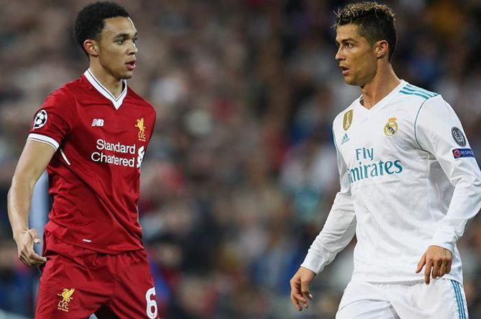 Trent vs Cristiano Ronaldo