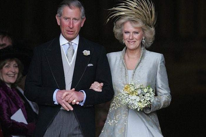 Pangeran Charles dan Camilla