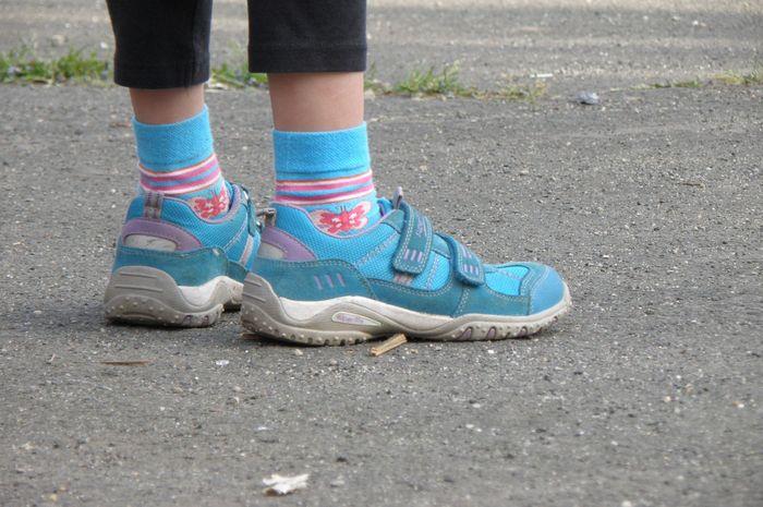 3 Tanda Sepatu Harus Diganti