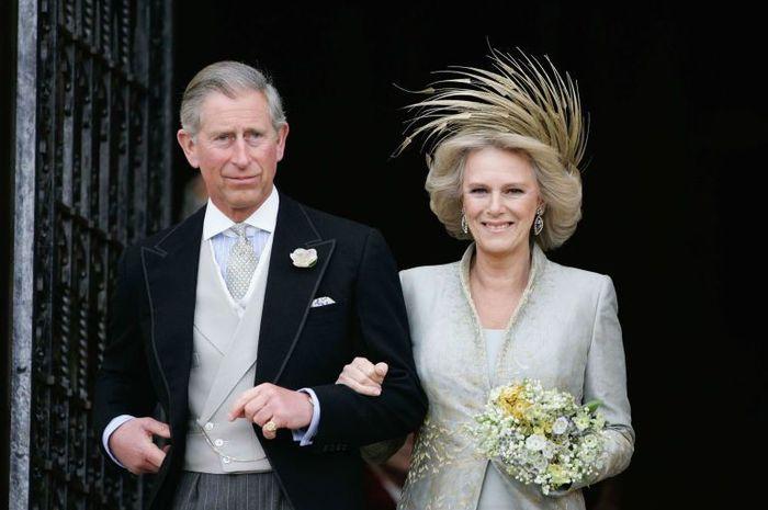 Kisah cinta Pangeran Charles dan Camilla