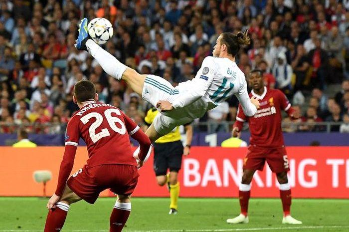 Ini 8 Fakta Menarik Kemenangan Real Madrid atas Liverpool