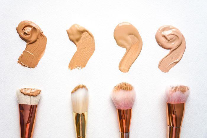 Cara memakai foundation untuk setiap jenis kulit