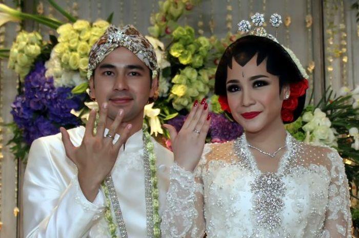 Alasan Raffi Ahmad menikahi Nagita Slavina