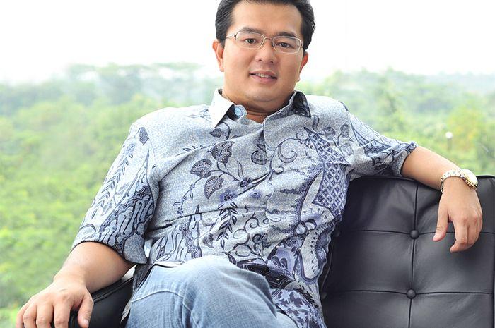 Adi Kusma (President Director of Biznet)