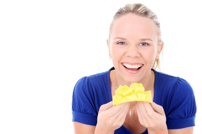CManfaat dan efek samping makan mangga saat hamil