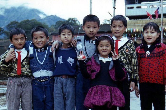 Anak-anak Taiwan