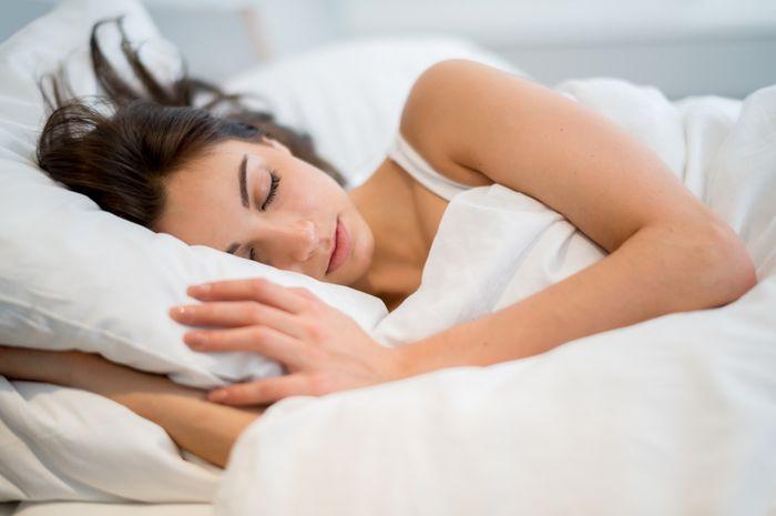 Tidur sebabkan keriput