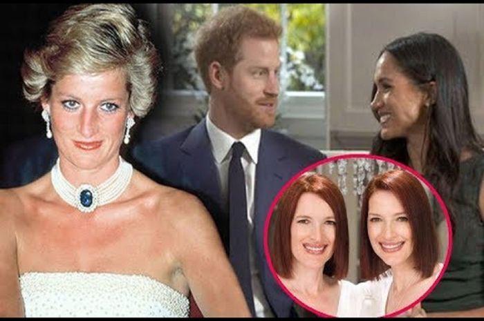 Paranormal mengaku didatangi oleh Putri Diana