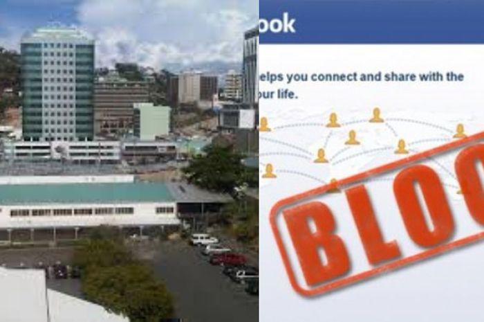 Papua Nugini dan pemblokiran Facebook