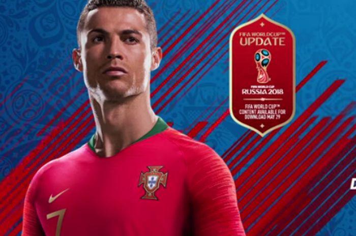 FIFA 18 Edisi Piala Dunia sudah bisa dimainkan