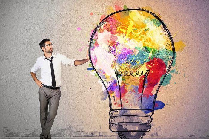 Cara tingkatkan kreativitas